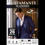David Bustamante aterriza en Gran Canaria con su tour 'Amor de los dos'