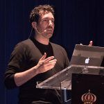 César Bona, candidato de los Global Teacher Prize 2015 en la apertura de la UIA