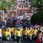 Más de 200 personas trabajarán en la seguridad de los del Carnaval de Los Cristianos