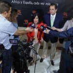Parlamento y Casa África colaborarán para celebrar un encuentro de la Red de Casas