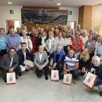El Cit Sur hace entrega de diplomas a los clientes fieles en de guía de isora
