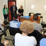 El Cuerpo de la Policía Local de Granadilla concluye su plan de formación y cualificación