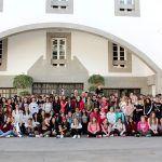 El alumnado del Luther King conoce el patrimonio histórico y cultural del municipio Granadillero