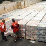 Cruz Roja distribuye cerca de 456.000 kilos de alimentos en la provincia tinerfeña