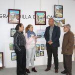 El Convento expone las pinturas acrílicas y pirograbados de Tomás Donate  y José Ventura