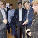 FEPECO expone al Cabildo de Tenerife la necesidad de contar con áridos de calidad en la isla