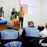 Cursos de formación y cualificación para la Policía Local de Granadilla