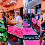 Francisco Santana y Raquel Rivero ganan la VI Carrera de Montaña de Guía de Isora