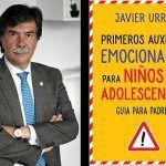 Javier Urra, autor del libro Primeros Auxilios Emocionales Para Niños Y Adolescentes, en Canarias