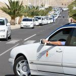 Taxistas de toda España se unen por primera vez para hacer frente al intrusismo
