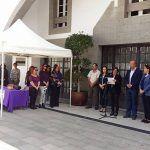 Granadilla de Abona reivindica el lema 'Mujer, siempre contigo' en el Día de la Mujer