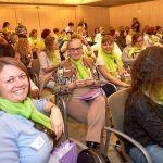Más de 70 conductoras Canarias se reúnen en el 'II Encuentro de Mujeres en el Transporte'
