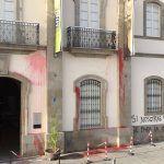 Condena el acto vandálico en el Museo de la Naturaleza y el Hombre en Santa Cruz
