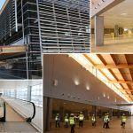 El aeropuerto del Sur ya tiene una nueva terminal desde hace diez años y no se usa