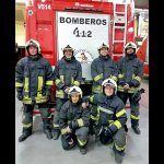 Seis nuevos bomberos para el Parque de Voluntarios  de Adeje