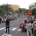 El hospital de campaña atendió a 20 personas durante el Carnaval de Día