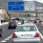 El domingo 9 comenzarán las obras de asfaltado de la TF-1 en sentido Fañabé-Aeropuerto