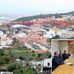La población del municipio de Granadilla contará con servicio de fibra óptica este año 2017