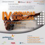 CAF «IV Jornadas Jurídicas, sobre novedades en Derecho Inmobiliario y Administrativo»