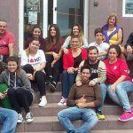 Jóvenes de la comarca asisten a una charla del proyecto Empápate en San Miguel de Abona