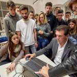 Estudiantes de la UEC analizan el impacto  publicitario a través del Neuromarketing