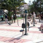 Una app de entrenamiento para las áreas al aire libre 'Tenerife en forma' en Arona y Adeje