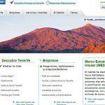 El portal del Cabildo vuelve a ser el más accesible para que los ciudadanos lleguen a la información