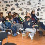 La charla sobre psicología en el deporte base reúne a más de 70 personas en San Miguel