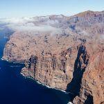 Campaña para sensibilizar sobre la conservación de los acantilados de Los Gigantes