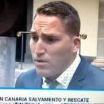 ¿Quién socorre a los socorristas en Canarias? matiza Aday Amorin Presidente de la Asc. de Salvamento y Rescate