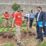 Destinan 300.000 euros para preparar a personas desempleadas en agricultura ecológica