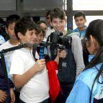Sexto de primaria del CEIP de Fañabé protagoniza un curso que une lenguaje y radiodifusión