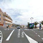 Una nueva rotonda y mejora del paseo marítimo en Puerto Santiago