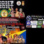El Título Nacional de Muay Thai WBC se disputa este viernes en San Miguel de Abona