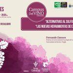 Fernando Zamora regresa al campus del vino de Ycoden Daute Isora