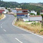 Ciclista fallecido tras sufrir un accidente en Vilaflor