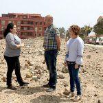 Se agiliza en El Médano la elaboración y la ejecución del proyecto del centro sociosanitario