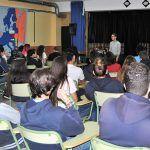Juventud conciencia contra la homofobia a los jóvenes de Granadilla