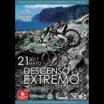 II edición del Descenso Extremo de Mountain Bike en Los Gigantes