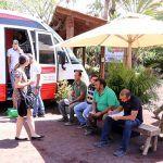 Se bate el récord de donación diaria de sangre en Fuerteventura en Oasis Park
