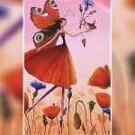 El hada mariposa y su reino