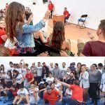 Se reúne en Granadilla a 80 jóvenes promotores de salud con el fin de prevenir las drogodependencias