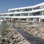Los hoteles de cinco estrellas incrementan sus  clientes un 6,1 por ciento
