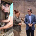 Oasis Park Fuerteventura presenta su proyecto de producción de leche de camella