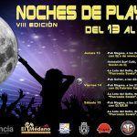 'Las Noches de Playa Chica' activarán el ocio nocturno en El Médano