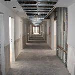 Baltar reitera su compromiso de finalizar las obras del Hospital del Sur