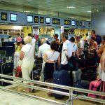 Los aeropuertos canarios registran en marzo más de 3,7 millones pasajeros