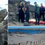 Un hombre muere ahogado en la playa Las Burras en Las Galletas