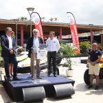 Argos Life Saving presenta sus servicios de salvamento y socorrismo de manera oficial en Canarias