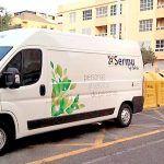 Campaña en Granadilla para sensibilizar a la población sobre el depósito de enseres en la vía pública